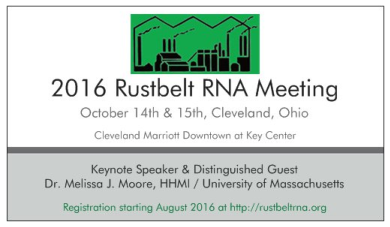 2016 RRM Save the Date notice