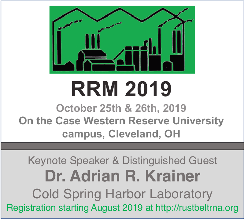 2019 RRM Save the Date notice