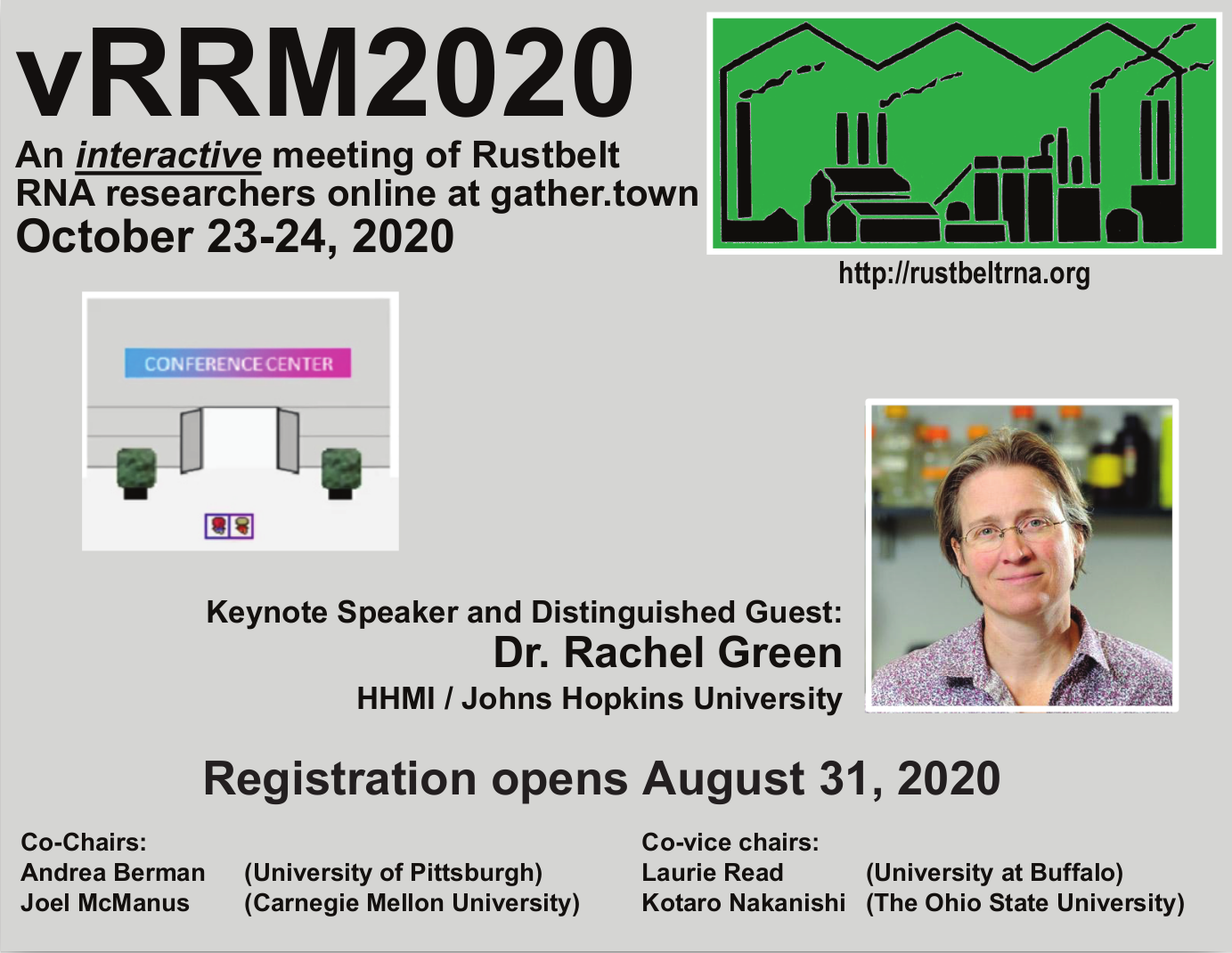 2020 RRM Save the Date notice